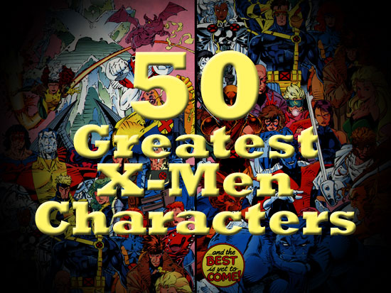 50-greatest-x-men