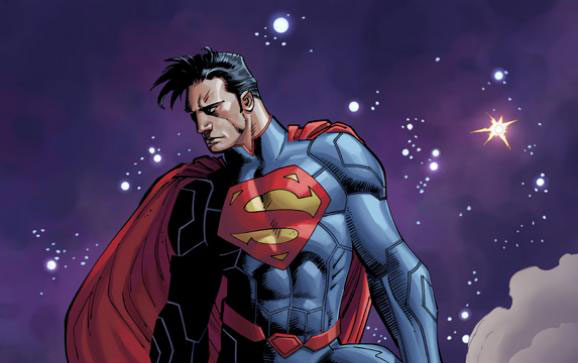 john romita jr superman